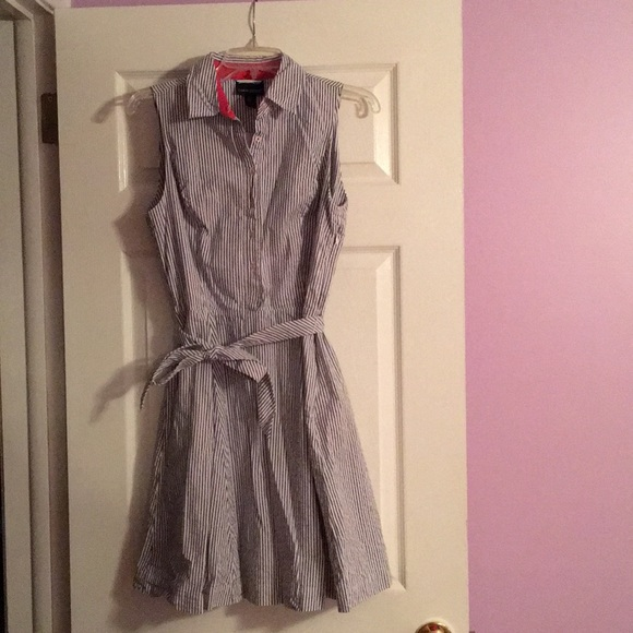 Cynthia Rowley Dresses & Skirts - Striped nautical aline dress